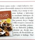 recenzija knjige Okusno, revija Dita, december 2015