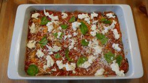 alla parmigiana recept
