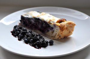 borovniceva pita recept