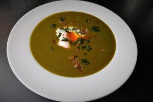 čemaževa juha recept
