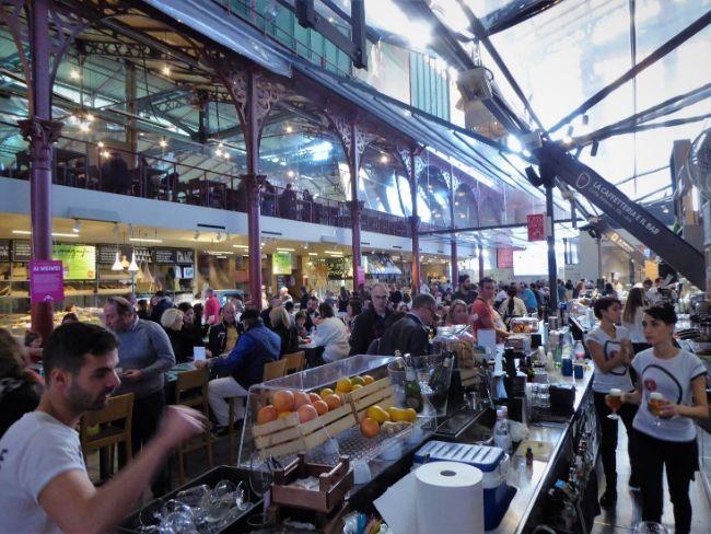 Florence Central Market (Mercato Centrale Firenze)
