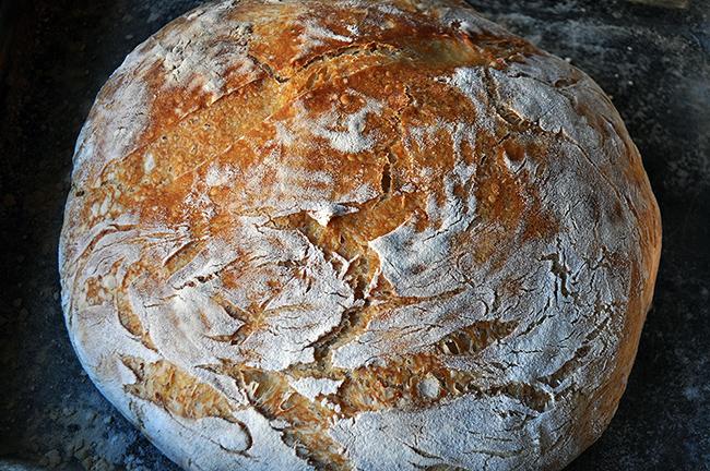 recept za domači kruh
