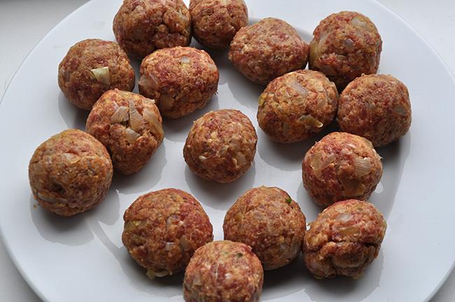 mesne-kroglice