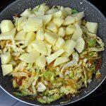 ohrovt s krompirjem