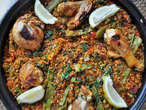 paela-recept