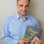Radoš Skrt, avtor knjige Okusno2