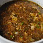 recept za gobovo juho