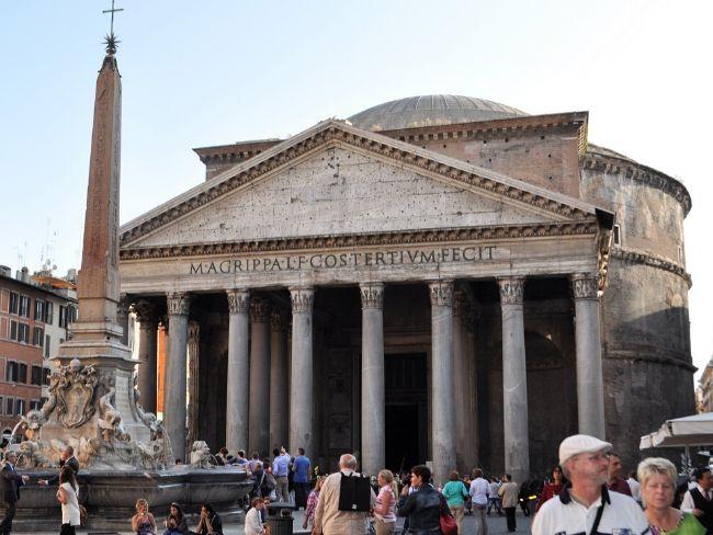 Panteon, Rim