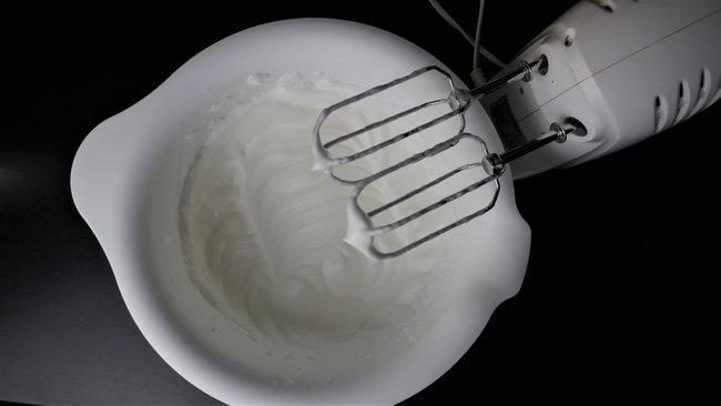 sneg beljaki recept
