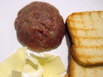 tatarski biftek recept